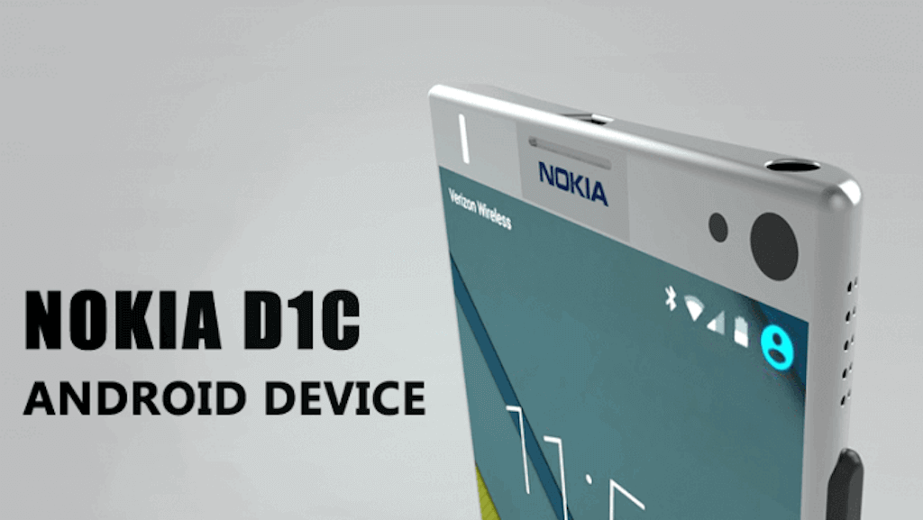nokia android d1c